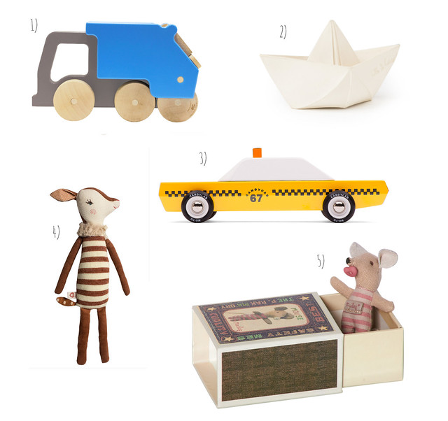 Eco Toy Round-up