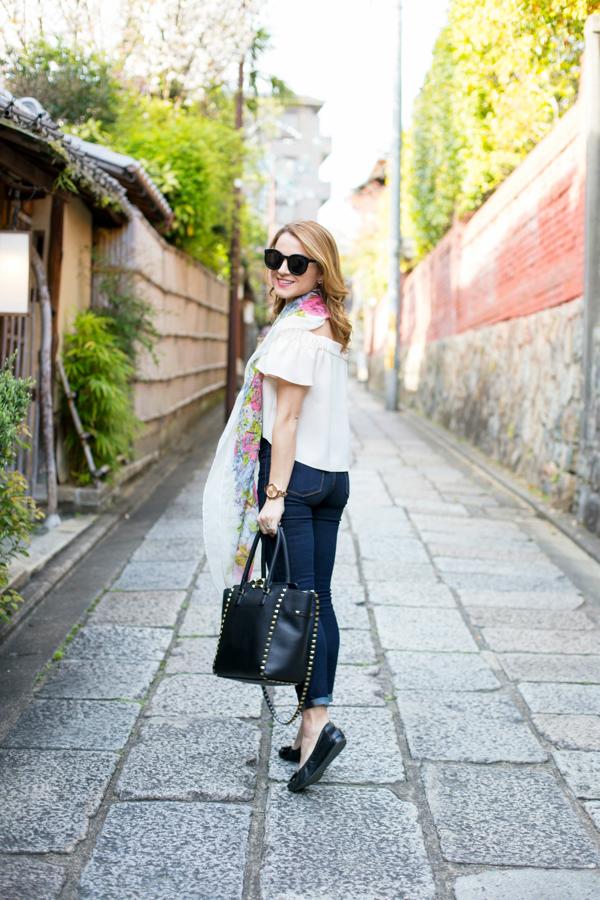 Hello Framboise - Exploring Gion Kyoto
