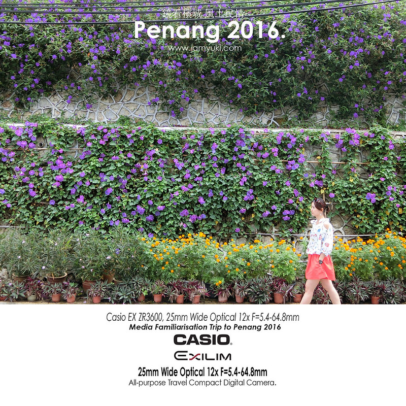 casio artwork Penang ootd 4