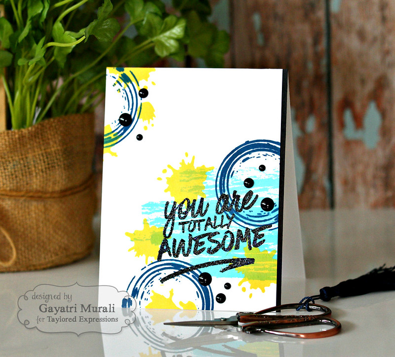 You are Totally Awesome by Gayatri Murali