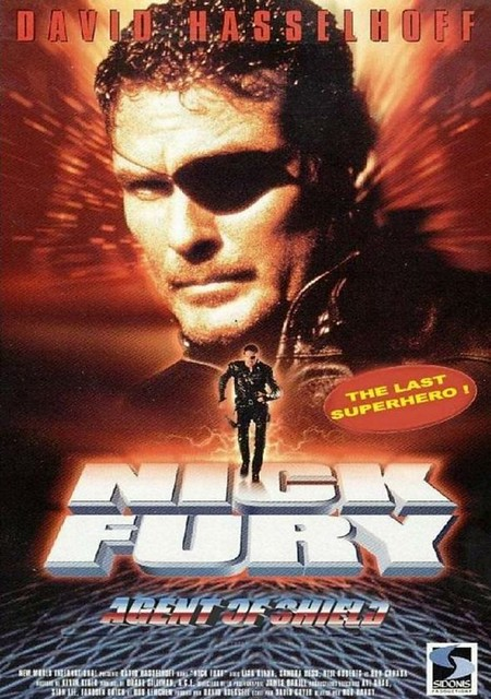 (1998) Nick Fury Agent of Shield