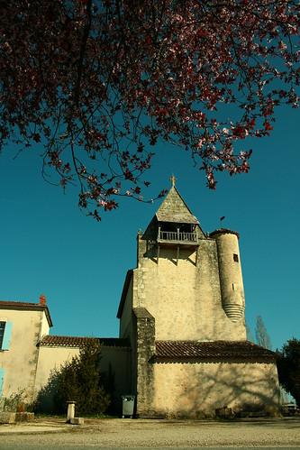 Chapelle de Gans (33 430, France)