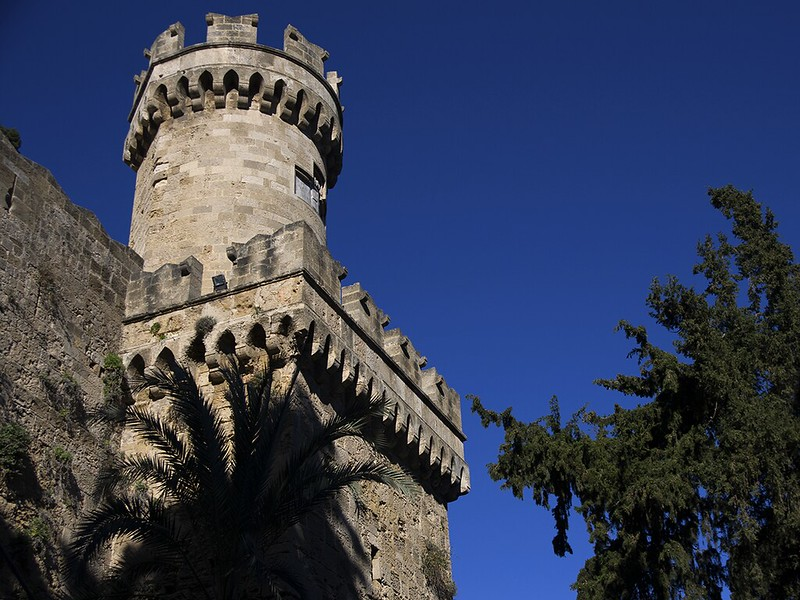 rodos grand masters palace