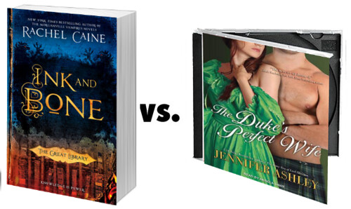 ink  and bone vs the dukes perfect wife