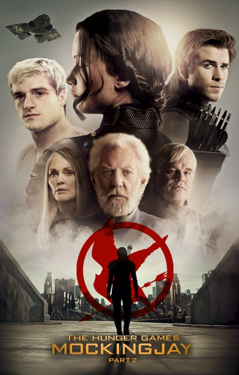The Hunger Games - Mockingjay - Part II - Poster 25