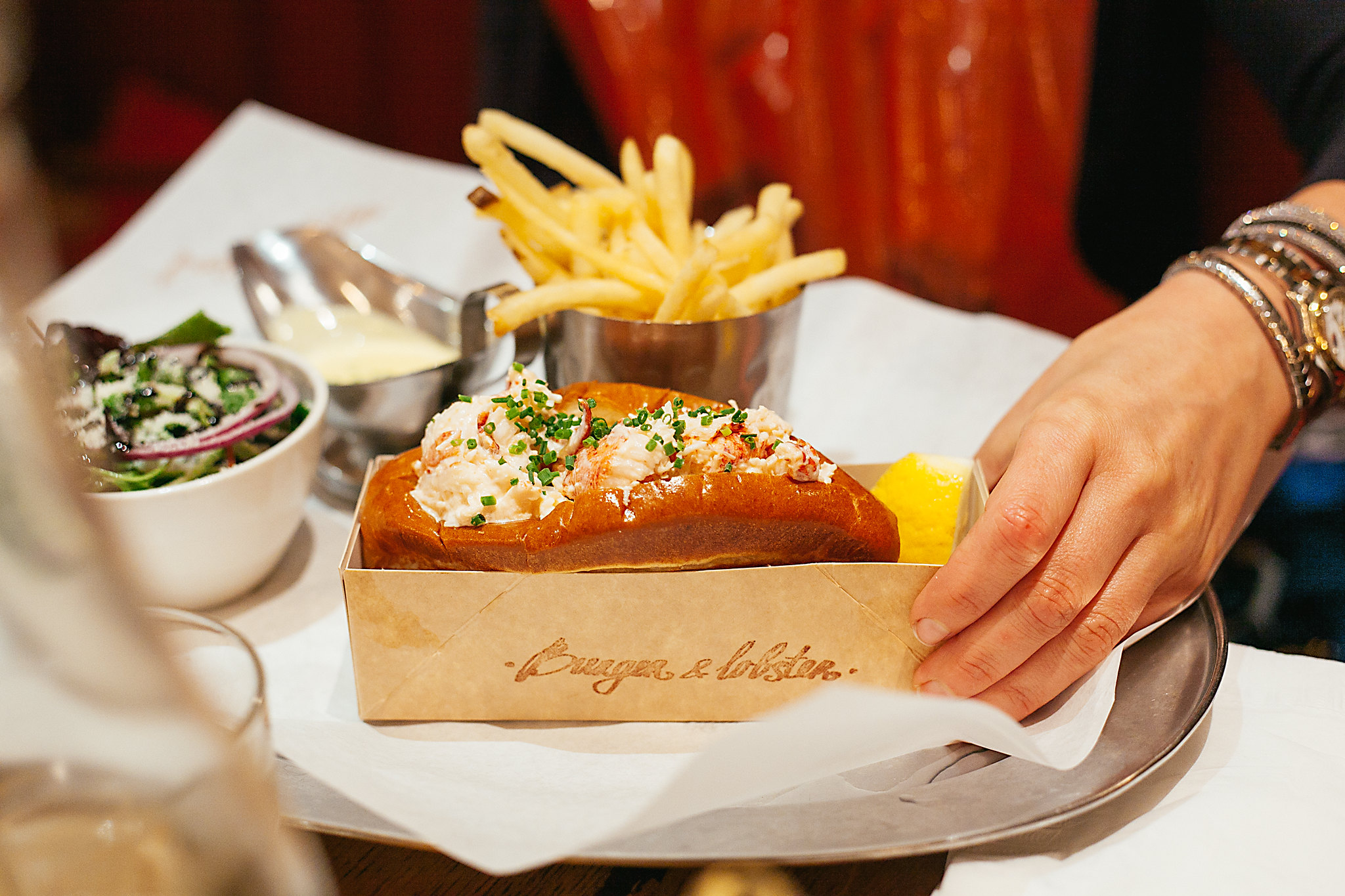 Burger & Lobster, London