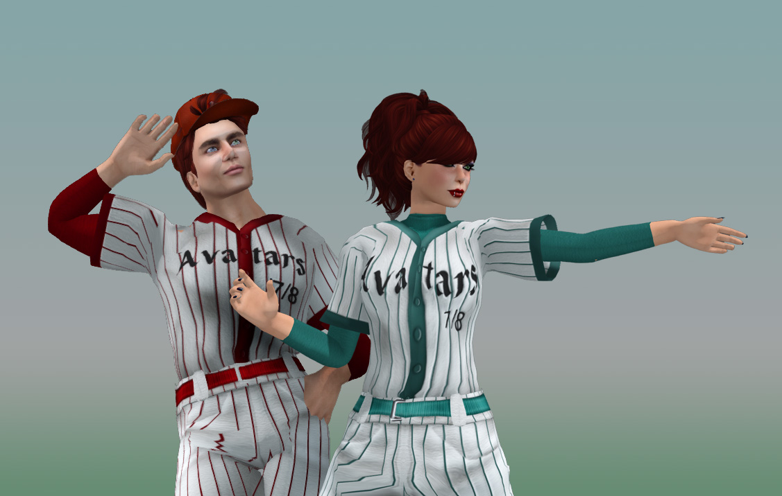 Avatar-Bizarre-Baseball-Uniforms