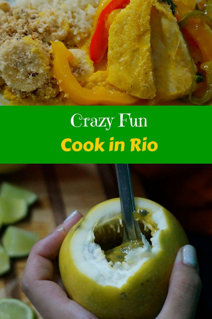 Crazy Fun Cook In Rio