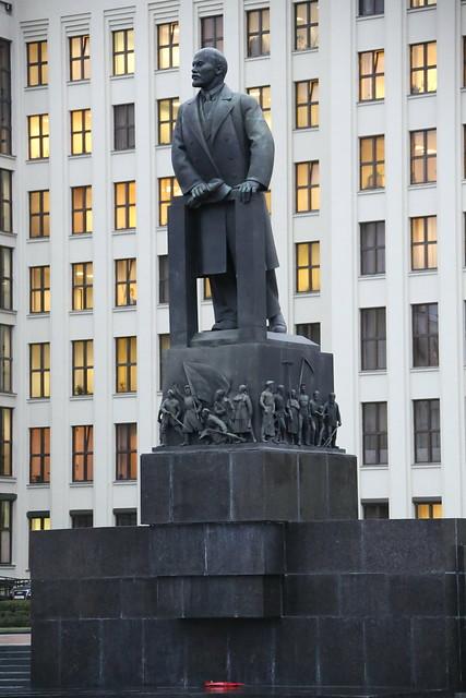 Lenin, again.