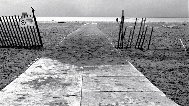 Pathway to Lake Ontario