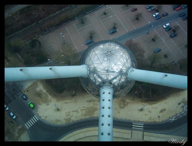 Esfera del Atomium
