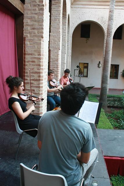 Concierto Cuarteto Garúa