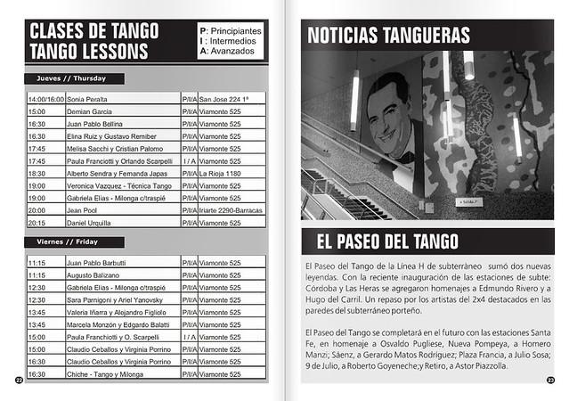 Revista PUNTO TANGO Enero 2016-2