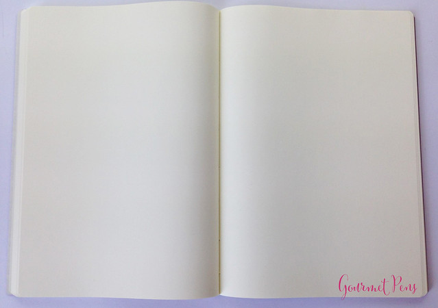 Review The-Paper-Cuts A5 Tomoe River Notebook (15)