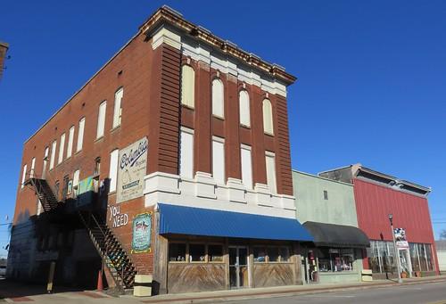 Storefront Block (Piedmont, Alabama)