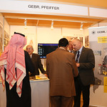 Gebr. Pfeiffer exhibtion booth