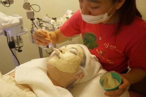 【轉貼】【 試保養 】Natural Beauty 自然美大墩店 細緻毛孔護理體驗 (43)