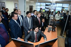 05.02.2016 - В АО «Эмбамунайгаз» впервые внедряют интеллектуальное месторождение