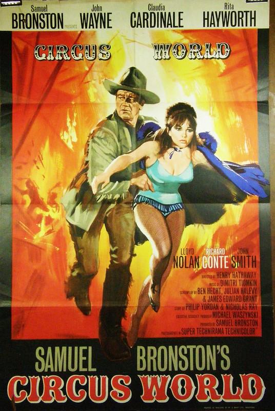 Circus World - Poster 7