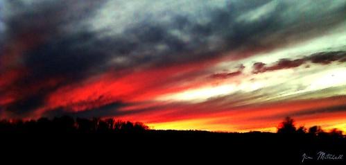 winter sunset sun february westernny jimmitchell canaltowntraveler picmonkey ossianny