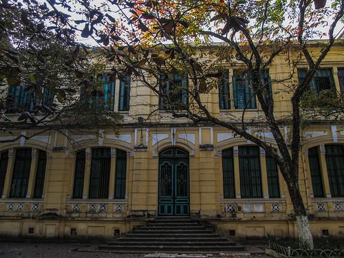 Hanoi: le quartier colonial