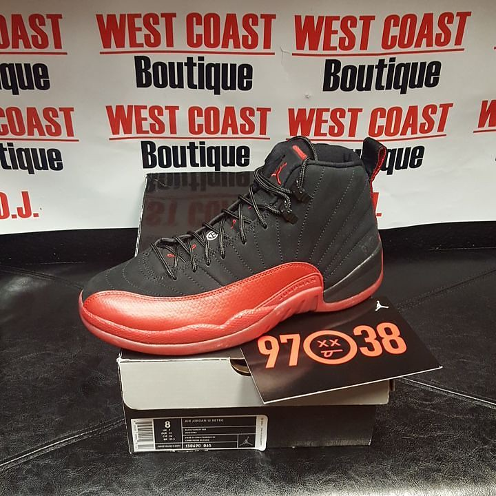 jordan12 #flugame12s #deadstock #size8 $450COME CHECK OUT