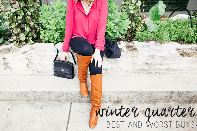 winter best and worst buys