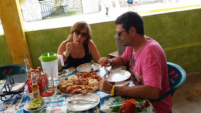 Restaurante en Bacalar