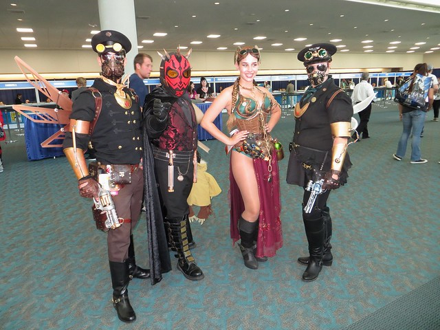 Steampunk Star Wars Group