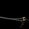 Stars above Clifton Suspension Bridge