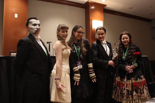 Phantom/Cats Cosplayers