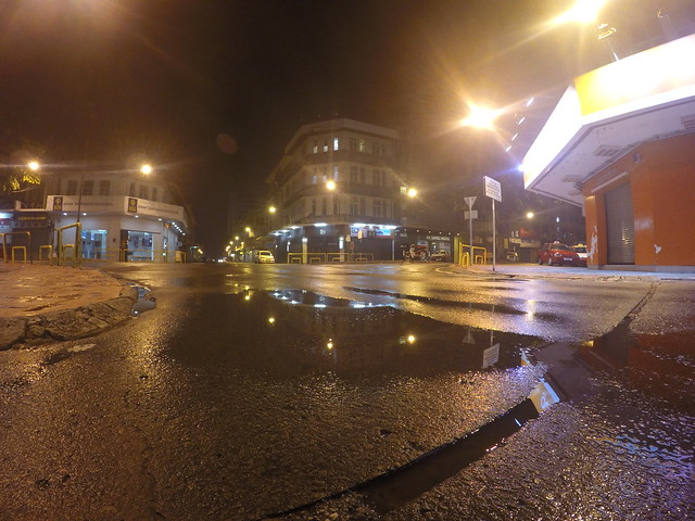 Jalan Gaya Street