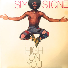 SLY STONE:HIGH ON YOU(JACKET A)
