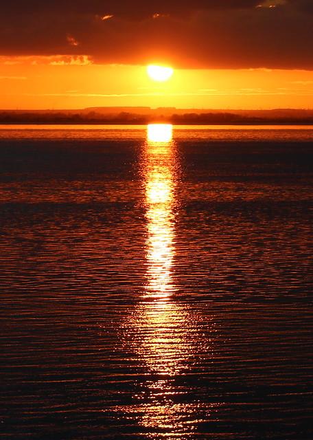Sunset Paull