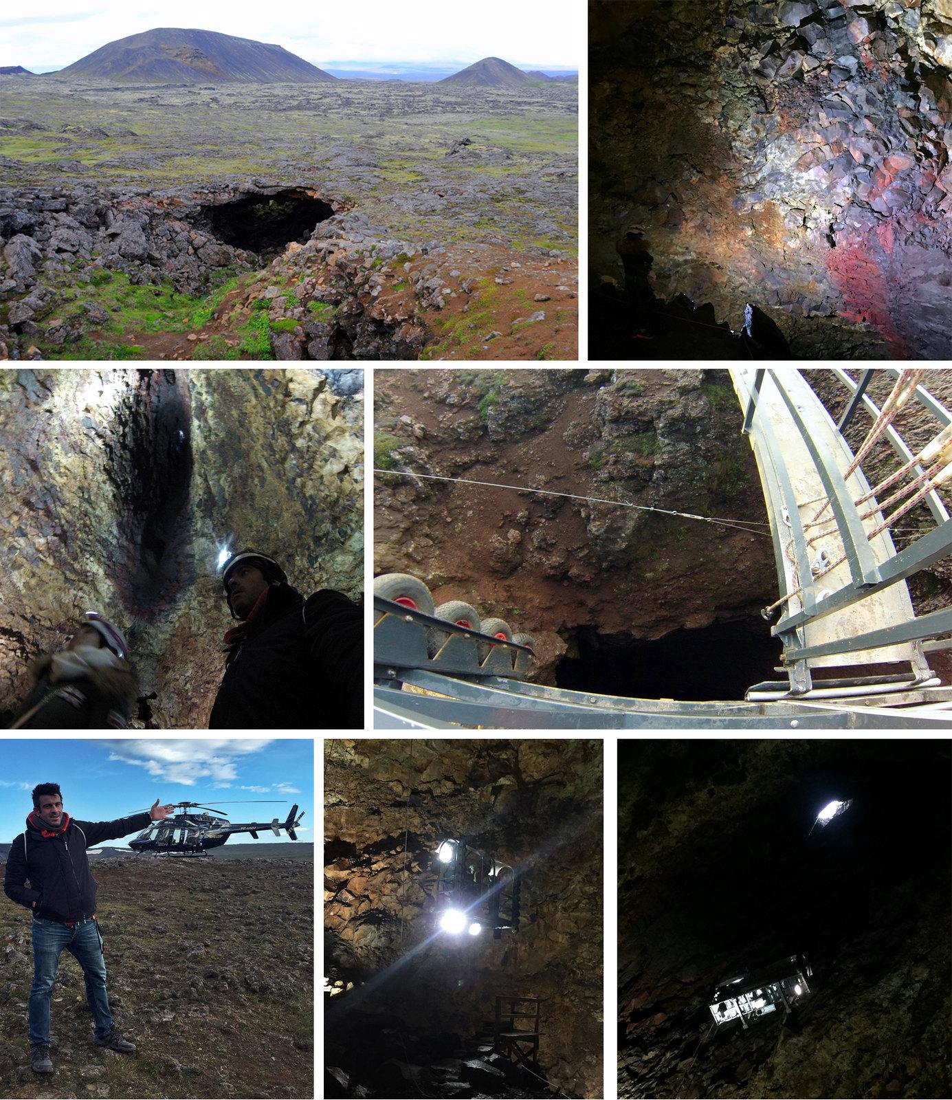 viaje al interior de la tierra a través de un volcán Islandés viaje al interior de la tierra a través de un volcán islandés - 24999577806 c9abd2fda0 h - Viaje al interior de la tierra a través de un volcán Islandés