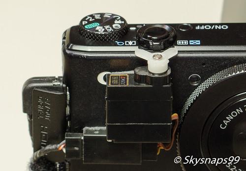 Canon S110 Zoom Servo