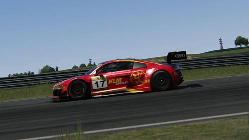 Audi R8 LMS - Absolute Racing - Macau 2014 - Assetto Corsa (2)