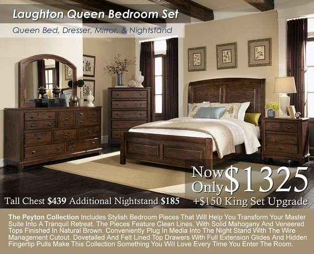 Laughton Bedroom Set