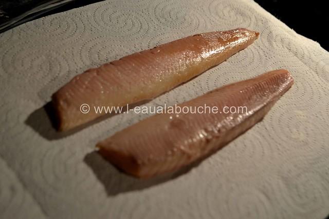 Suprême de Filet de Truite & Cresson & Perles au Balsamique et Citron © Ana Luthi Tous droits réservés 0007