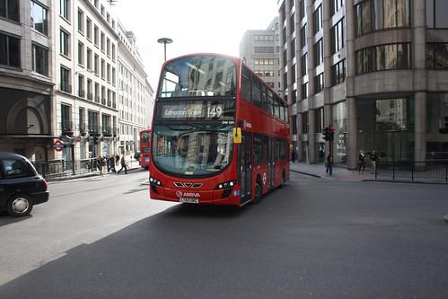 Arriva London North DW581 LT63UKC