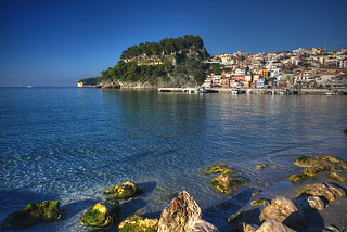 Parga Day & Night
