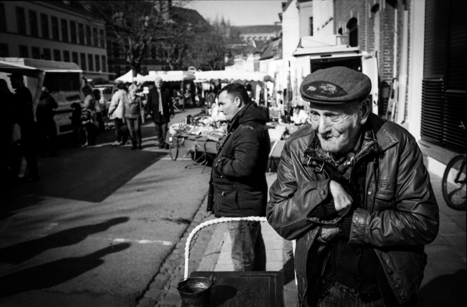 Belgium Sunday Market