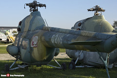 0216 - 530216116 - Polish Air Force - PZL-Swidnik Mi-2T Wiarus Hoplite - Polish Aviation Musuem - Krakow, Poland - 151010 - Steven Gray - IMG_0498