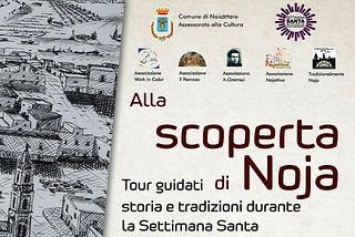 Noicattaro. Alla Scoperta di Noja 2016 front