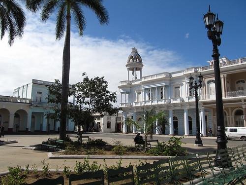 Cienfuegos: le Parc José Martí