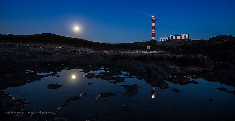 Faro de Punta de Rasca