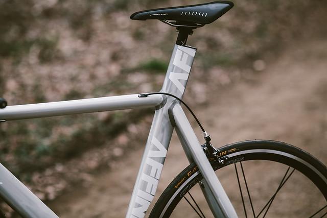 AFFINITY CYCLES - Kissena (raw)