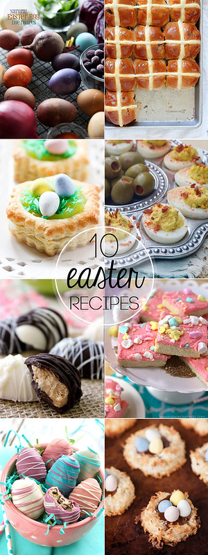 10 Easter Recipes you need to make!