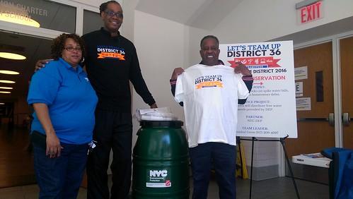 CM Cornegy Rain Barrel Giveaway