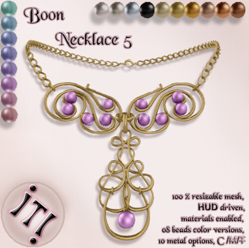 !IT! -  Boon Necklace 5 Image